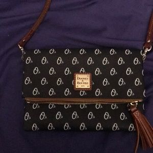 Baltimore Orioles Dooney & Bourke crossbody